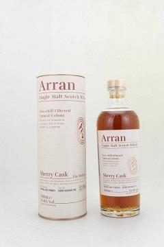 ARRAN NEW SHERRY CASK 55.8% 70CL