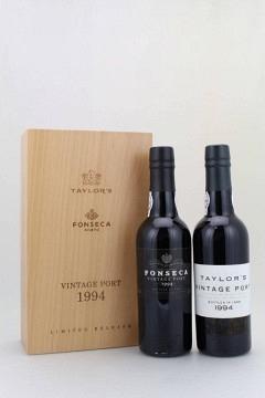 TAYLOR'S/FONSECA VINTAGE 1994 2X37.5CL