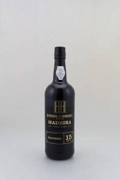 MADEIRA MALVASIA 15YEARS 75CL