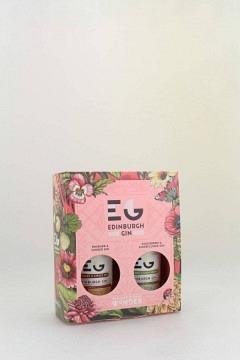 EDINBURGH GIN DUO (R&G/G&E) 2X20CL
