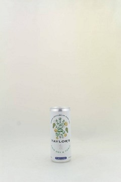 TAYLOR'S CHIP DRY & TONIC 25CL