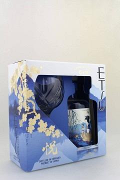 ETSU GIN + 1 GLAS 70CL